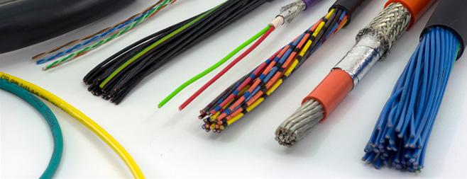 tipos de cables de telecomunicaciones